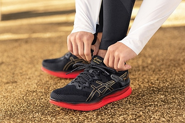 ASICS REDEFINES THE LONG RUN WITH THE LAUNCH OF NEW ENERGY SAVING SHOE – METARIDETM