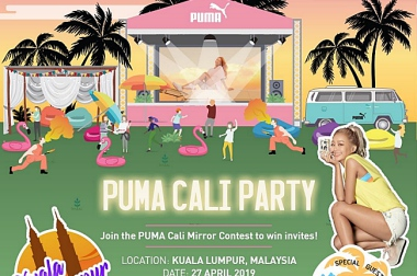 K-POP SINGER, HYOLYN TO MEET PUMA CALI FANS IN APRIL!