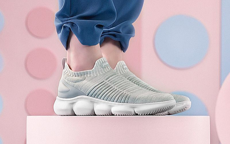POWER BRINGS NEW MEANING TO SOFTNESS WITH REVOLUTIONARY WALKING COLLECTION