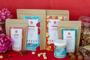 AMAZING DELICIOUS GUILT-FREE TREATS AS GIFTS FOR THIS CHINESE NEW YEAR!