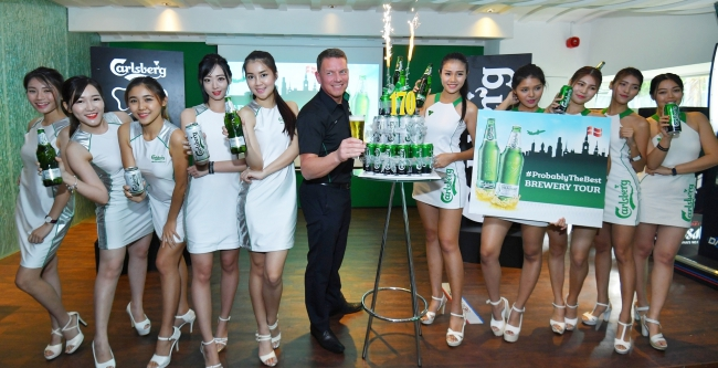 carlsberg and value chain