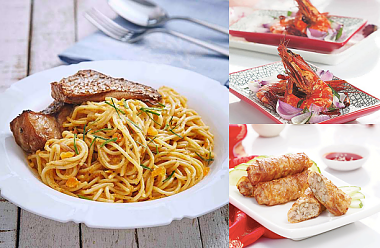 3 WHOLESOME & EASY DISHES TO DIY THIS CNY!