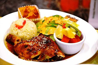 KENNY ROGERS ROASTERS CNY MENU WITH A KOREAN TWIST!