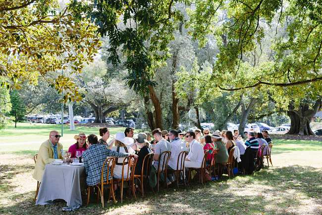 Have You Heard Of Melbourne World's Longest Lunch?