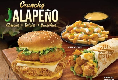 TEXAS CHICKEN® DEBUT IN SOUTHERN PENINSULAR MALAYSIA