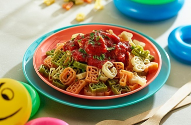 START'EM YOUNG ON HEALTHY EATING WITH ALCE NERO ORGANIC PASTA FOR KIDS