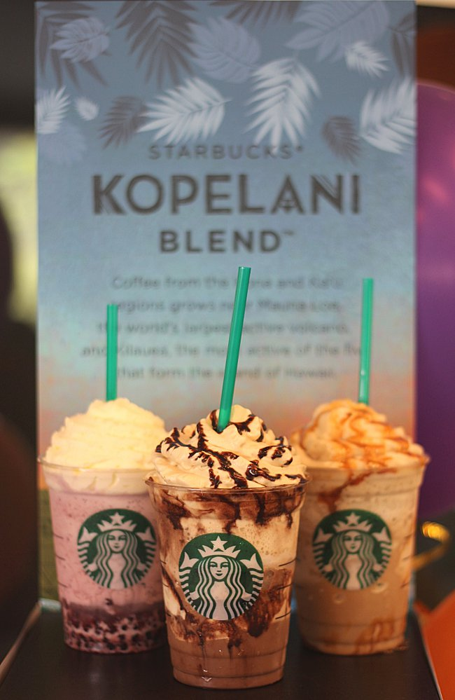 Starbucks Kicks Off Summer With New Frappuccino Blended