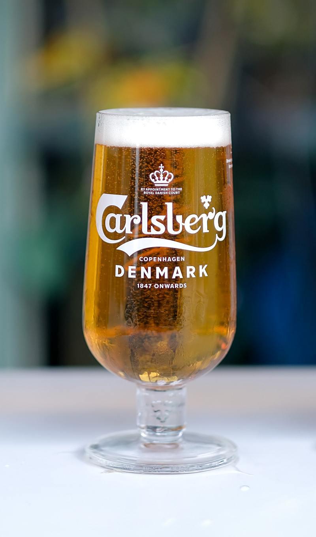 Win Carlsberg's New Premium Stem Glass!