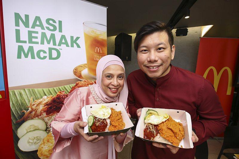 McDonald's Malaysia celebrates being Malaysian!