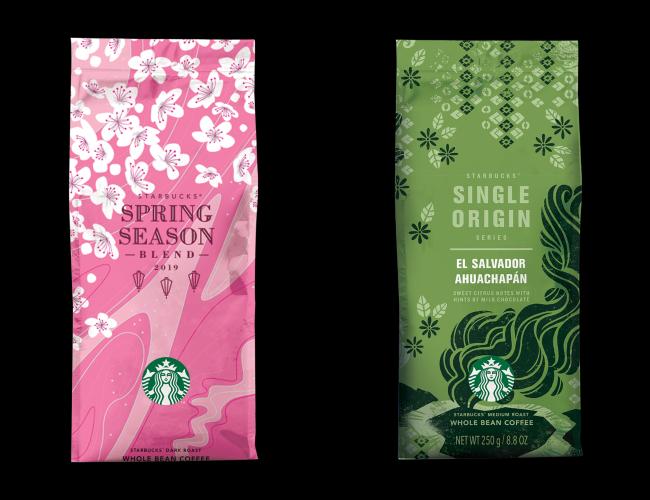 In Bloom This Season – Enjoy New Starbucks Cold Craft Spring Beverages