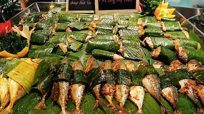 Vasco's Hilton KL Invites You To A Fish Buffet This March!