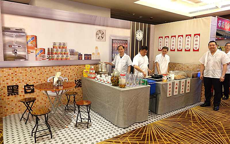 GET THE MONGKOK EXPERIENCE DURING COFFEE BREAKS FOR MEETINGS AND CONFERENCES AT CORDIS, HONG KONG!