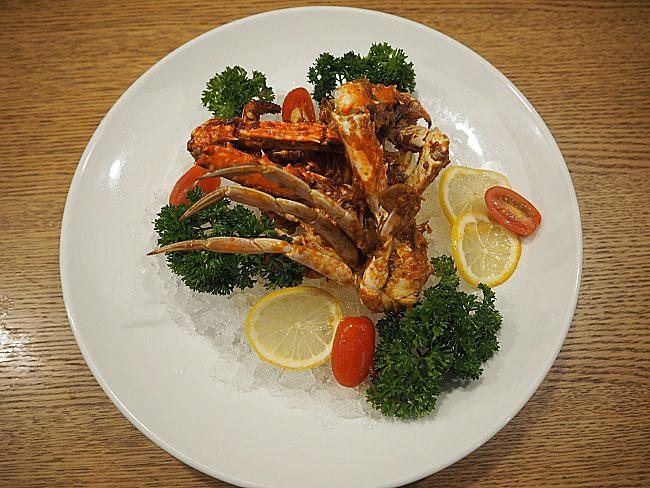 Crab Chowdown @ Vasco's Hilton Kuala Lumpur