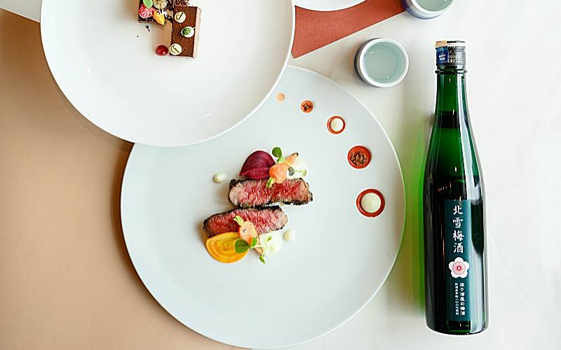 Sake & Wine Pairing Omakase At Nobu Kuala Lumpur