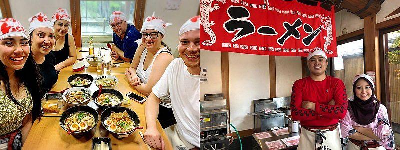 4 Must Try Muslim Friendly Ramen in Kansai