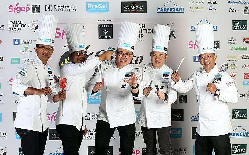N'ICE' PERFORMANCE BY 'TEAM MALAYSIA' AT THE GELATO WORLD CUP 2020!