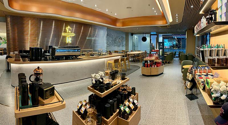 Starbucks Malaysia Opens Its First Reserve™ Store In Penang