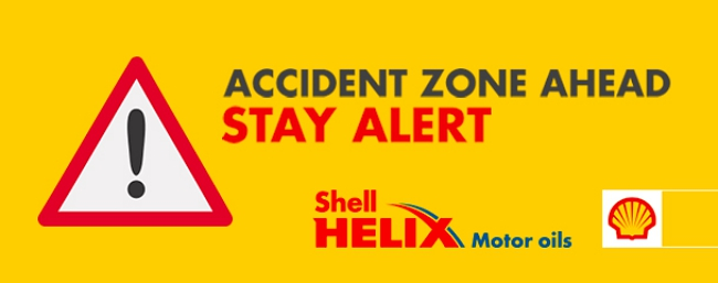 shell HELIX, WAZE launch ASIA'S FIRST ACCIDENT-prone SPOTS