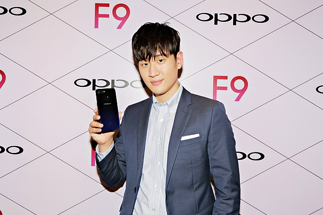 OPPO Launches the OPPO F9