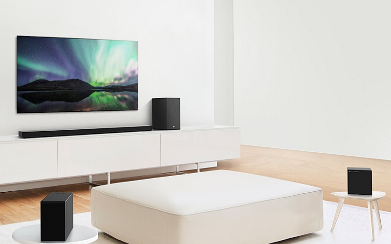 LG'S NEW SOUNDBAR LINEUP BRINGS PREMIUM AUDIO EXPERIENCE TO EVEN MORE CONSUMERS!