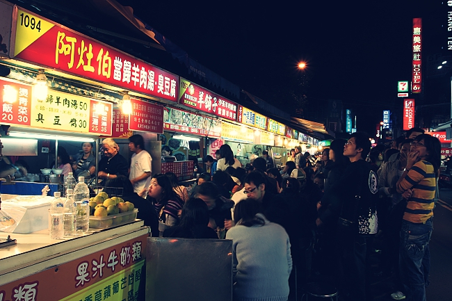 Luodong Night Market, Yilan