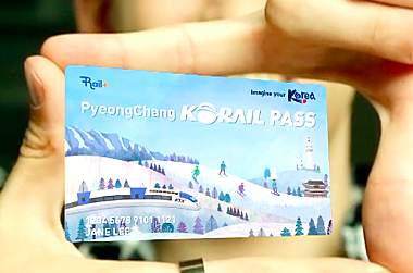 PYEONGCHANG KORAIL PASS: FREE CITY TOUR BUSSES & OTHER AWESOME PROMOTIONS!