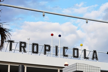 TROPICOLA OFFICALLY OPENS ITS DOORS ON BALI'S SEMINYAK BEACH.