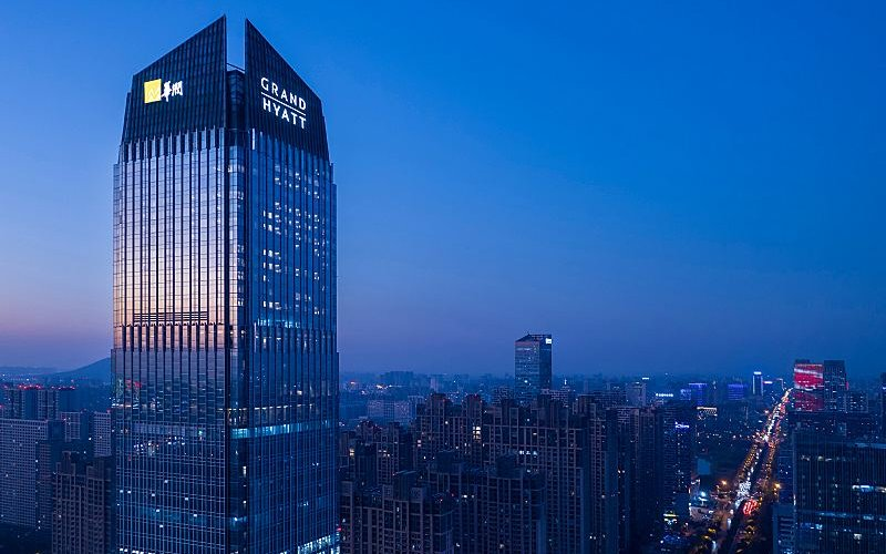 GRAND HYATT HEFEI OPENS IN ANHUI PROVINCE, CHINA