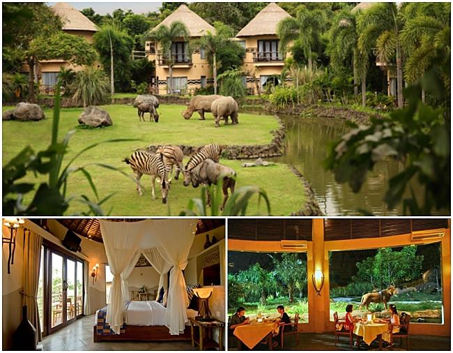 Mara River Safari Lodge, Gianyar