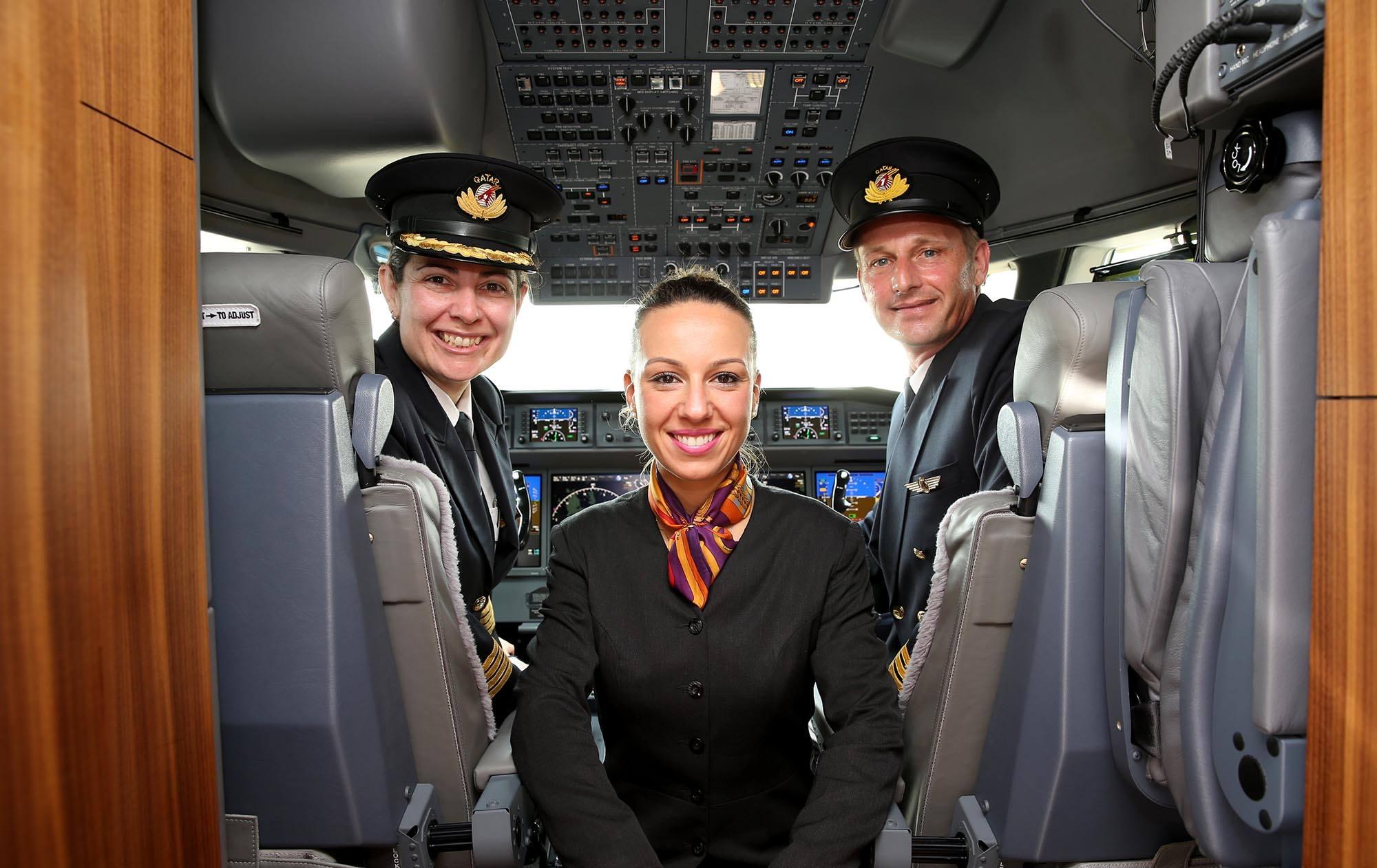 【qatar Airways】first Airline To Meet Icao 2021 Flight