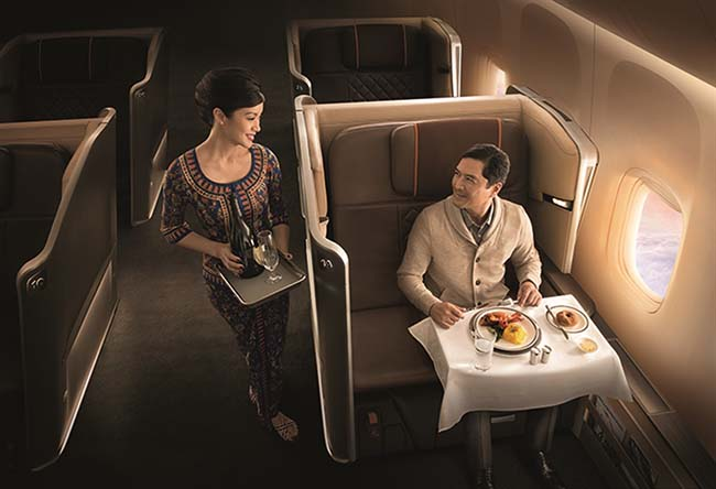 a case of singapore airlines