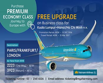 how to get free upgrade to business class